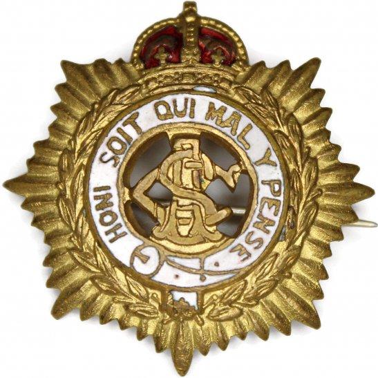 Army Service Corps ASC WW1 Army Service Corps ASC Sweetheart Brooch