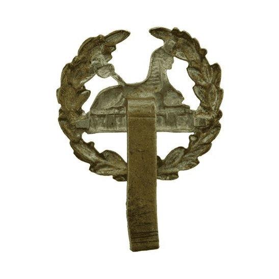 additional image for EDWARDIAN Gloucestershire Regiment REAR / BACK Cap Badge