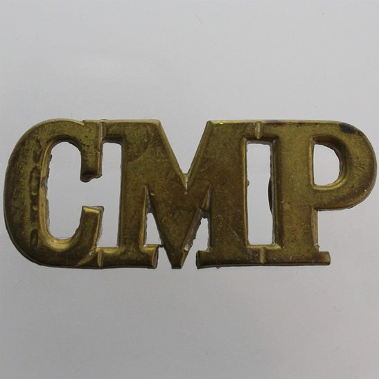 Corps of Military Police CMP Corps of Military Police CMP Shoulder Title