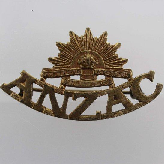 WW1 Australian Army Australian Army ANZAC Australia Sweetheart Brooch Badge