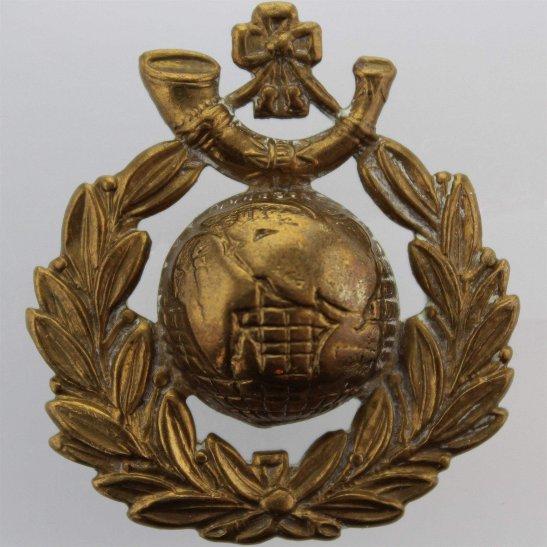 Royal Marine Light Infantry RMLI Royal Marine Light Infantry RMLI Regiment Cap Badge