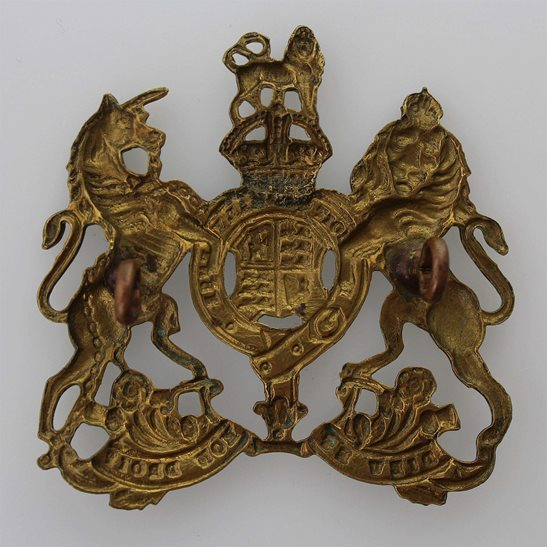 additional image for WW1 Home Counties Reserve Regiment Cap Badge