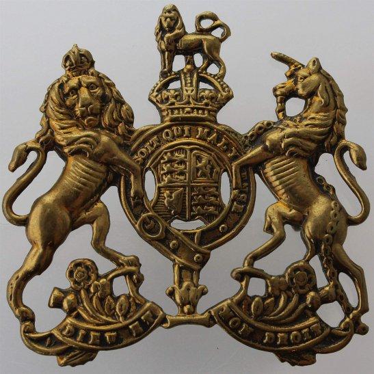 Home Counties Reserve WW1 Home Counties Reserve Regiment Cap Badge