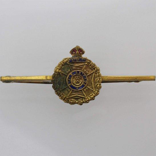 Rifle Brigade Rifle Brigade Regiment Sweetheart Brooch Badge