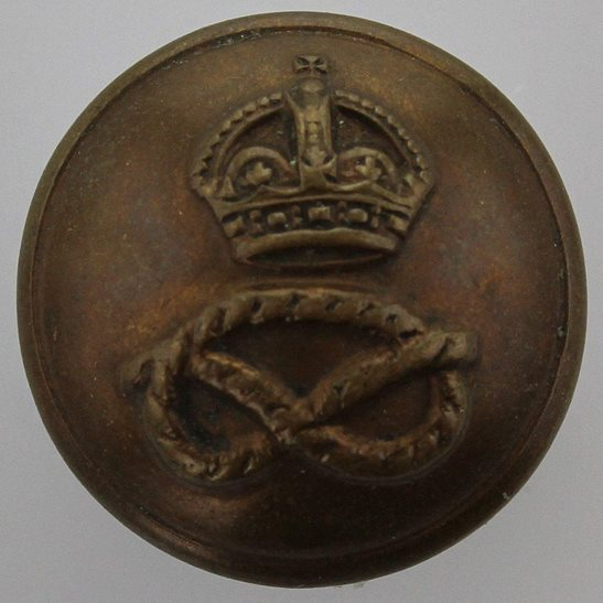 South Staffordshire South Staffordshire Regiment SMALL Tunic Button - 19mm