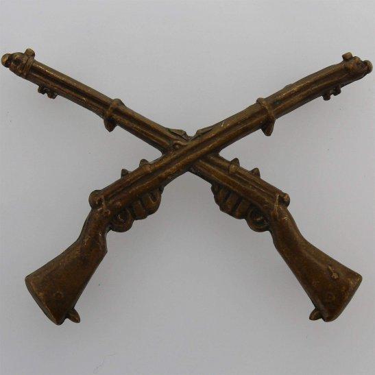 Trade Badge WW1 Marksmen / Shooters Proficiency Arm Award Badge