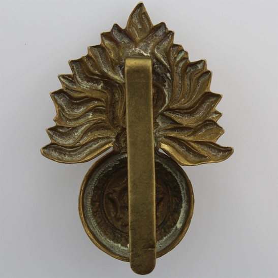 additional image for Royal London Fusiliers Regiment Cap Badge