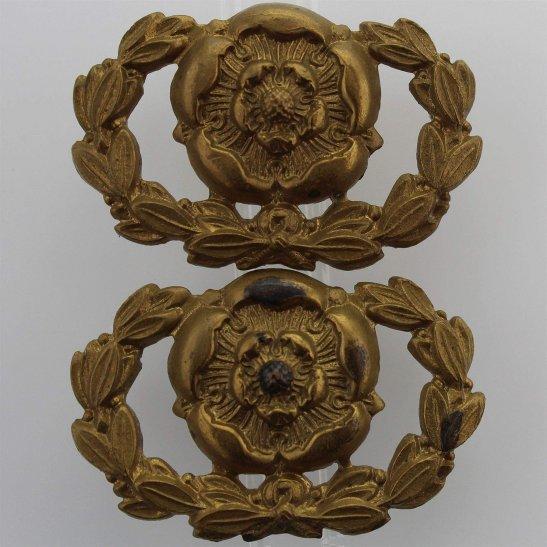 Hampshire Regiment Hampshire Regiment Collar Badge PAIR