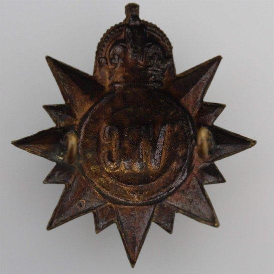 additional image for WW2 Canadian Victoria Rifles of Canada VRC Regiment Cap Badge