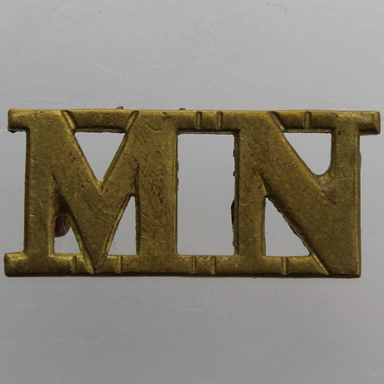 Merchant Navy Merchant Navy MN Naval Shoulder Title