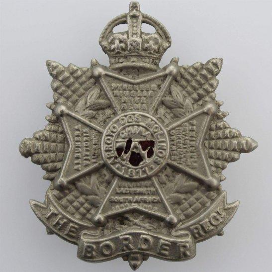 Border Regiment WW1 The Border Regiment Cap Badge