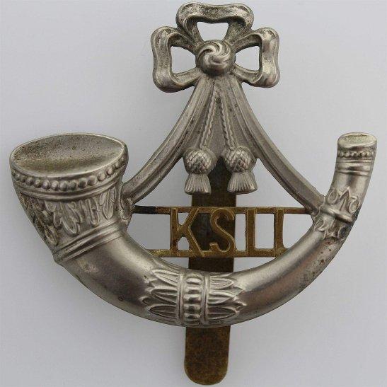 Kings Shropshire Light Infantry KSLI Kings Shropshire Light Infantry KSLI Regiment (King's) Cap Badge