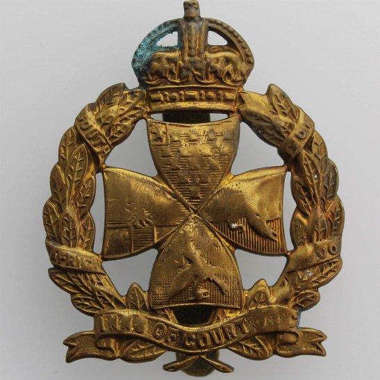 Inns of Court Inns of Court Regiment Cap Badge