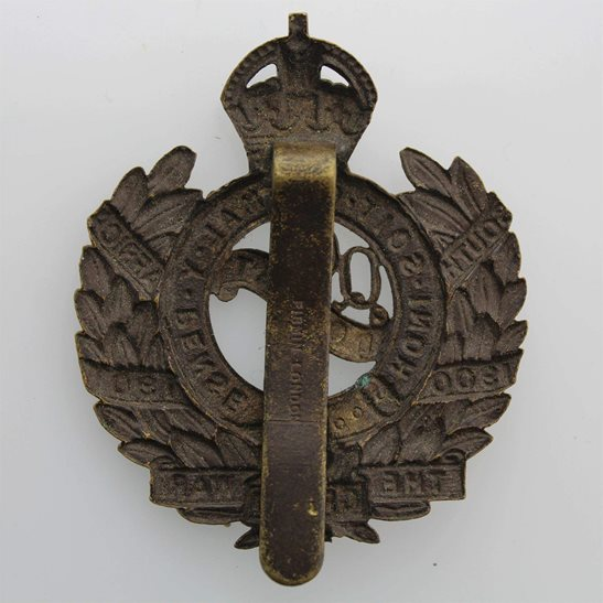 additional image for Queens Own Dorset Yeomanry Regiment Cap Badge - FIRMIN LONDON