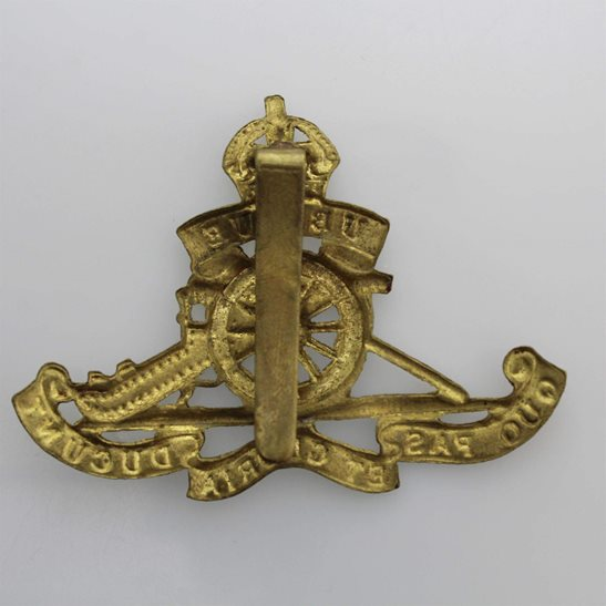 additional image for WW2 Royal Artillery Regiment Cap Badge
