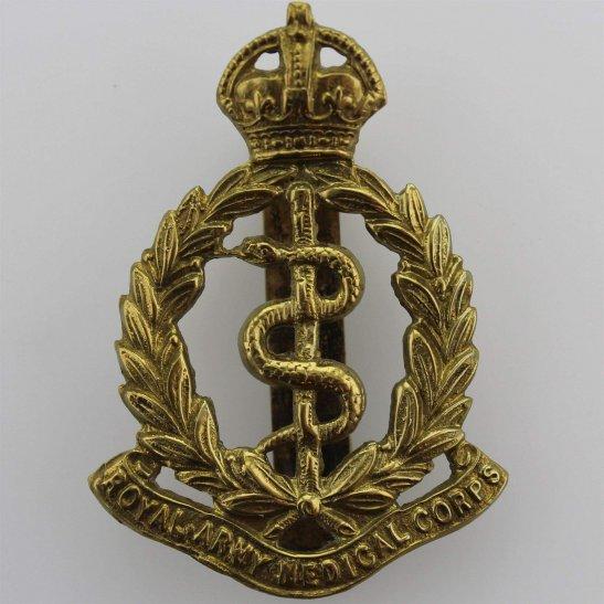 Royal Army Medical Corps RAMC Royal Army Medical Corps RAMC Cap Badge - MARPLES & BEASLEY Makers Mark