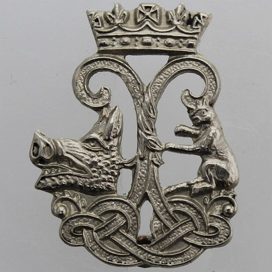 Argyll and Sutherland Highlanders Argyll and Sutherland Highlanders Regiment Scottish SPORRAN Badge