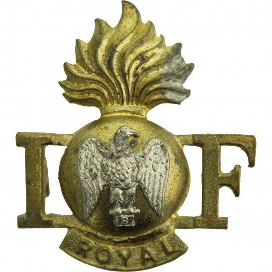 Royal Irish Fusiliers Royal Irish Fusiliers Regiment RIF Shoulder Title