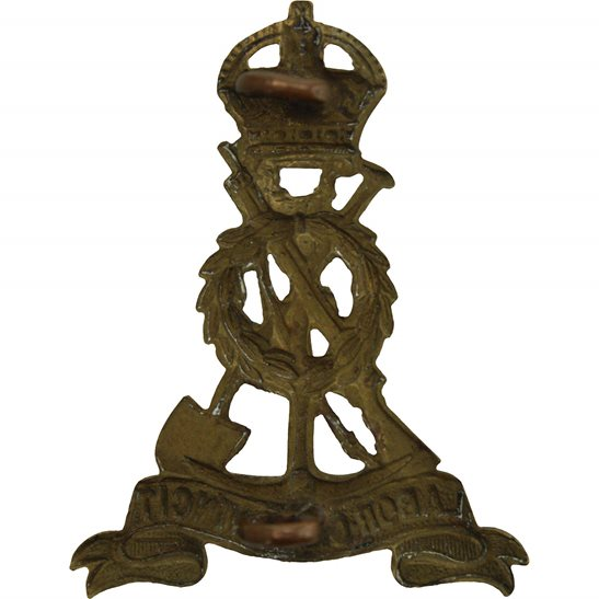 additional image for WW1 Labour Corps Cap Badge