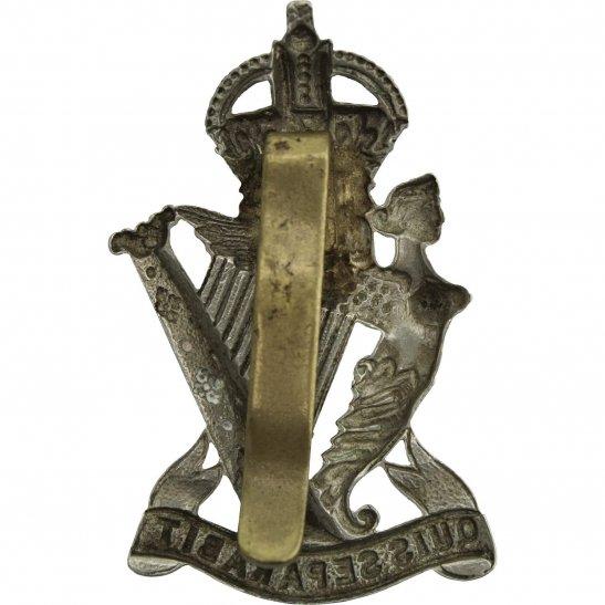 additional image for WW1 Royal Irish Rifles Regiment Cap Badge
