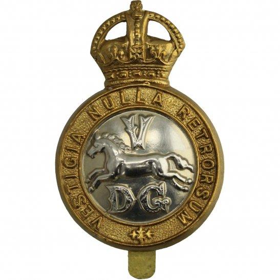 5th Dragoon Guards WW1 5th Dragoon Guards Regiment Cap Badge
