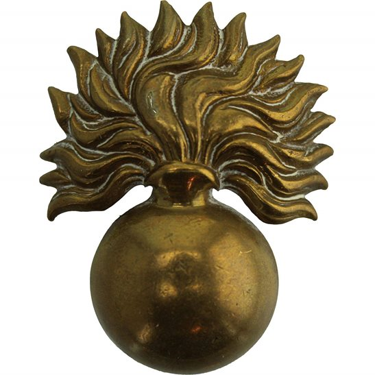 Grenadier Guards WW1 Grenadier Guards Regiment Cap Badge