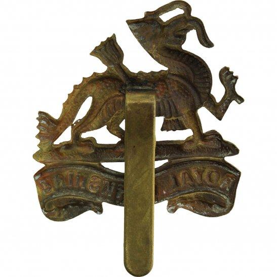 additional image for WW2 Royal Berkshire Regiment Cap Badge