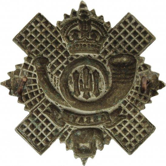 additional image for WW1 Highland Light Infantry Regiment HLI Cap Badge