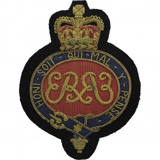 Grenadier Guards Grenadier Guards Regiment Scottish Cloth Wire BULLION Veterans Blazer Badge