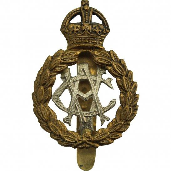 Army Veterinary Corps AVC WW1 Army Veterinary Corps AVC Cap Badge