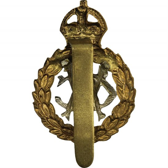 additional image for WW1 Army Veterinary Corps AVC Cap Badge