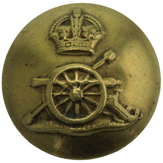 Royal Artillery WW1 Royal Artillery Regiment Tunic Button - 26mm
