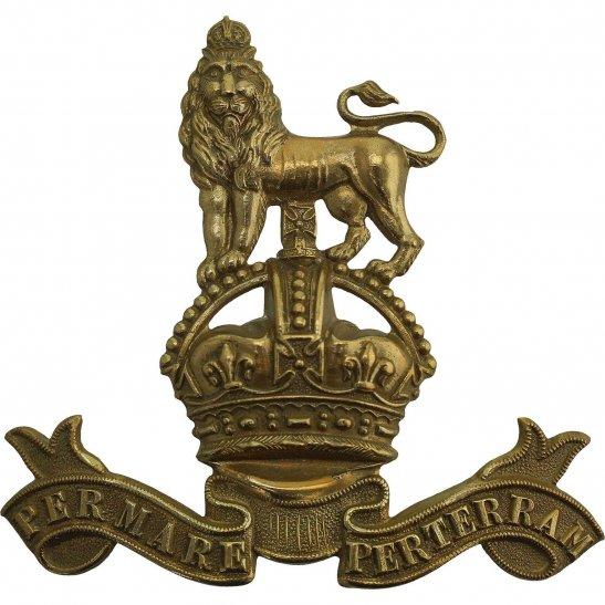 Royal Marines Royal Marines Band Corps Pouch Badge