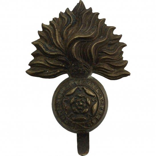 Royal London Fusiliers WW1 Royal London Fusiliers Regiment Cap Badge