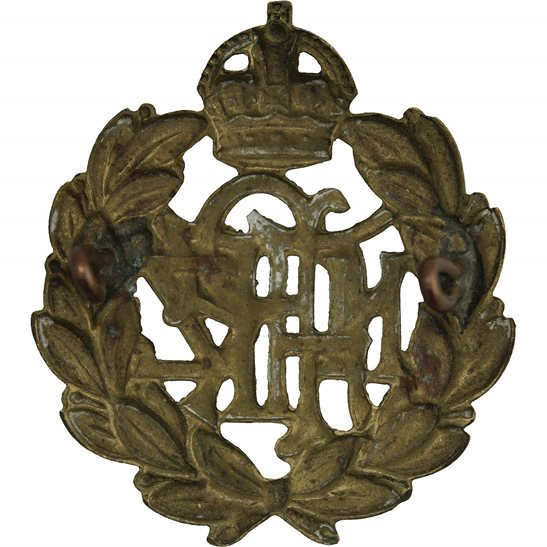 additional image for WW2 Royal New Zealand Air Force RNZAF Cap Badge
