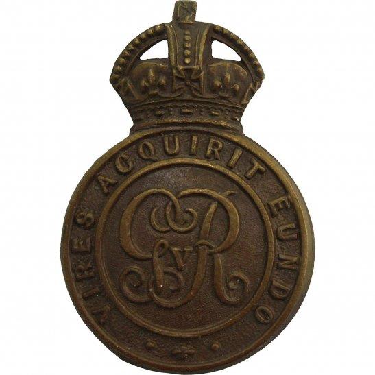 Officer Training Corps OTC WW1 Royal Military Academy Sandhurst Officers Training Corps OTC Cap Badge