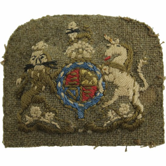 Warrant Officer 1st Class 1 Cloth Arm / Sleeve Insignia Badge