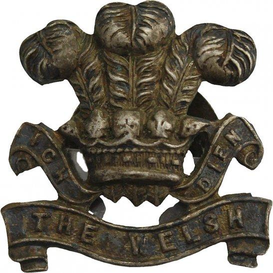 Welsh Regiment The Welsh Regiment Welch Old Comrades Association OCA Lapel Badge
