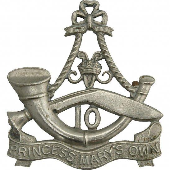 Gurkha Rifles WW2 10th Gurkha Rifles (Princess Marys Own) Regiment Cap Badge