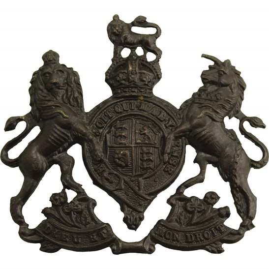 General Service Corps General Service Corps (Regiment) OFFICERS Bronze Collar Badge