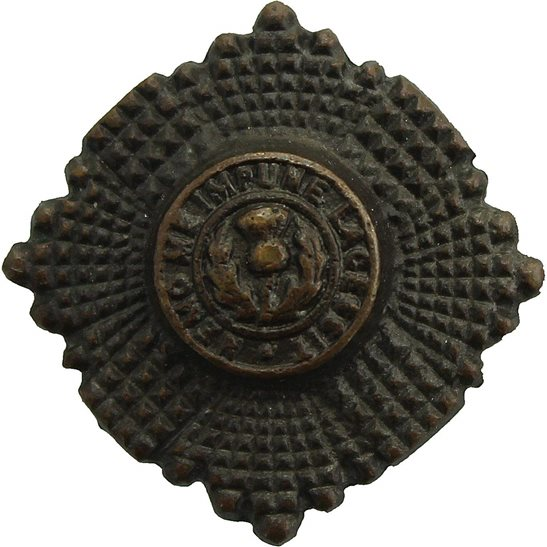 Scots Guards Scots Guards Regiment (Scottish) OFFICERS Bronze Collar Badge