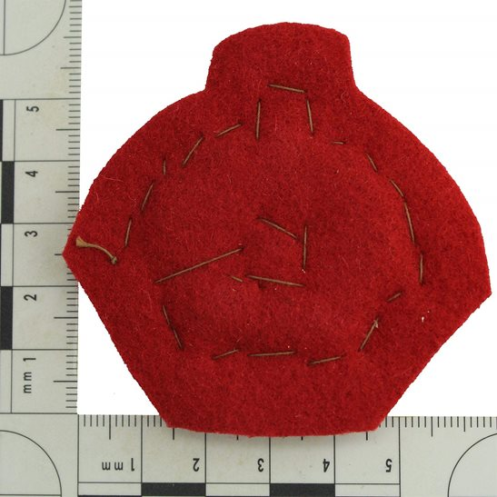 additional image for WW2 Cloth Warrant Officer 3rd Class Arm / Sleeve Insignia Badge