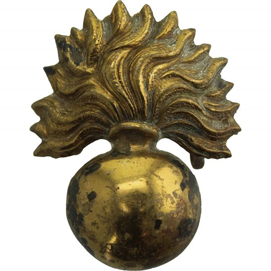 Grenadier Guards WW2 Grenadier Guards Regiment Cap Badge