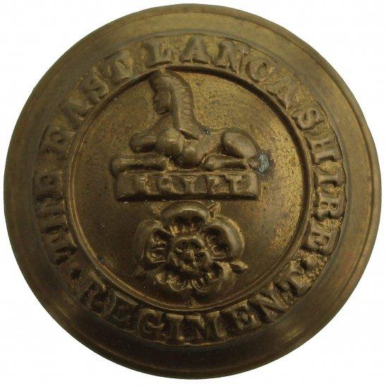 East Lancashire East Lancashire Regiment Tunic Button - 26mm