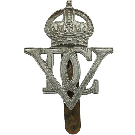 5th Dragoon Guards 5th Royal Inniskilling Dragoon Guards Regiment Irish Cap Badge MARPLES & BEASLEY