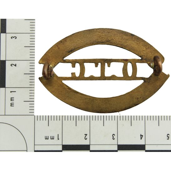 additional image for Queens University Belfast Contingent OTC Officers Training Corps Shoulder Title