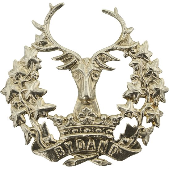 Gordon Highlanders WW2 Gordon Highlanders Regiment Cap Badge