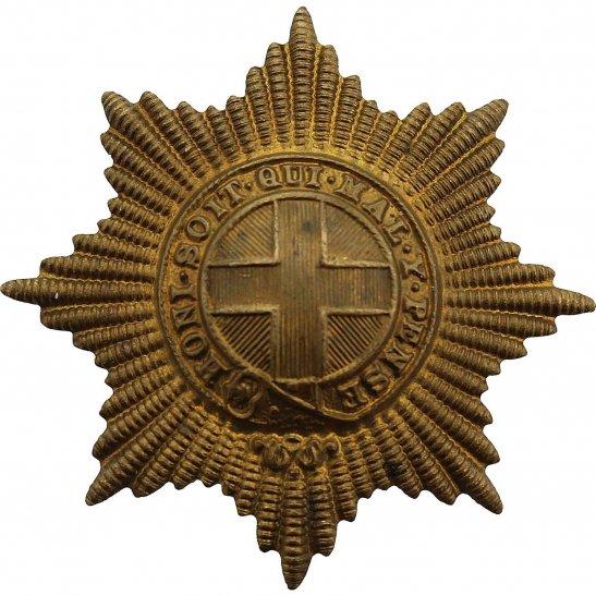 Coldstream Guards WW2 Coldstream Guards Regiment Cap Badge