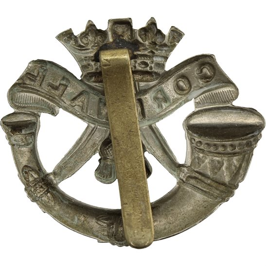 additional image for WW1 Duke of Cornwalls Light Infantry DCLI (Cornwall's) Regiment Cap Badge