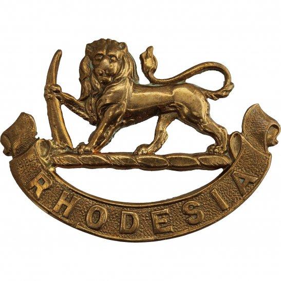 Rhodesian Army Rhodesian Army General Service Cap Badge